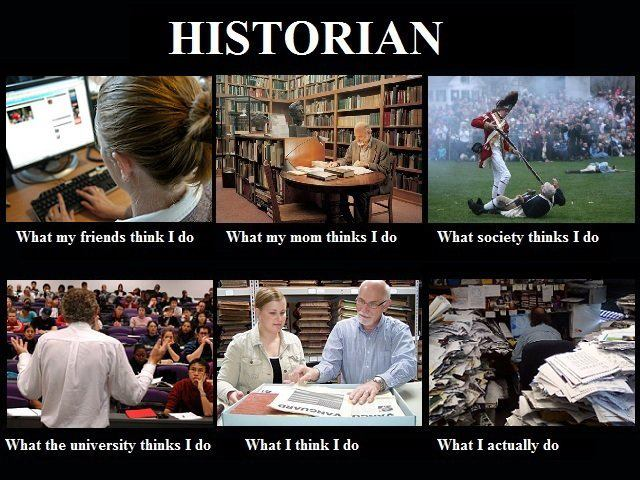 What History Professors Do (2/2)