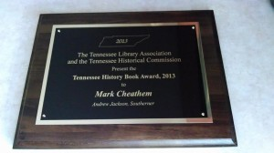 TN History Book Award (2)_My14